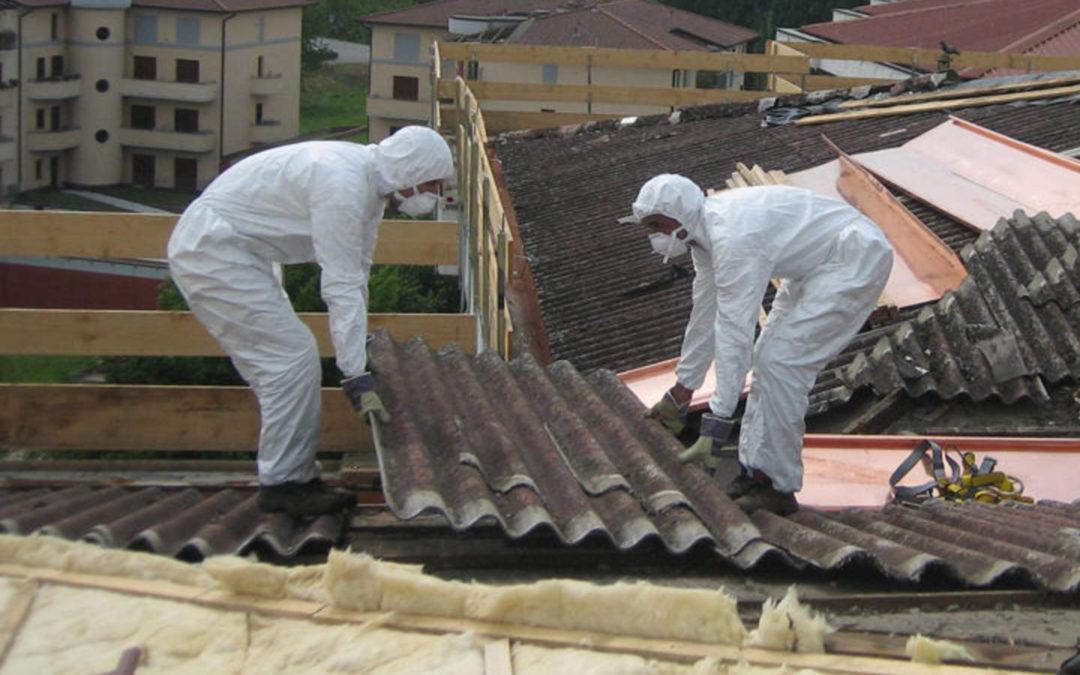 Retirar amianto en Granada